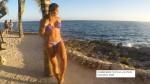 Instagram: Korina Rivadeneira y sus impactantes fotos en la playa - Noticias de guerra