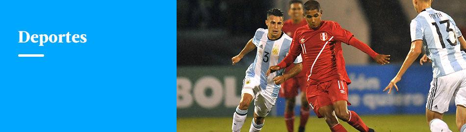 Perú empató 1-1 con Argentina en debut en el Sudamericano Sub 20