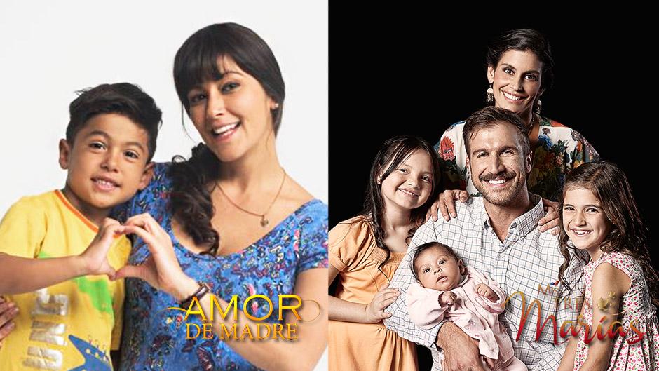 Telenovelas Amor de madre y Mis tres Marías serán emitidas en India