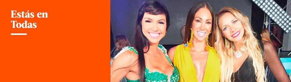 Melissa Loza, Paloma Fiuza y Brenda respondieron a críticas por su edad