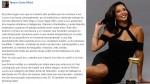 Mayra Couto ganó premio como Mejor actriz por AFHS y dejó este mensaje - Noticias de mayra couto
