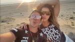 Korina Rivadeneira y Mario Hart lucen su amor en estas fotos - Noticias de michelle soifer