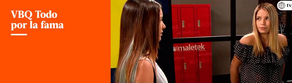 Rosy y Camila volvieron a hablar, pero ocurrió algo inesperado
