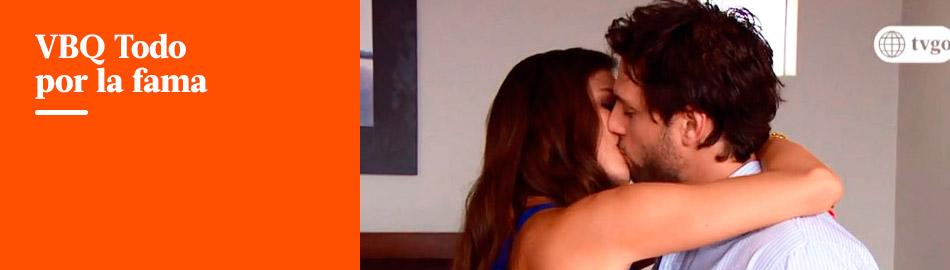 Mónica y Piero se besaron, pero sucedió lo impensado
