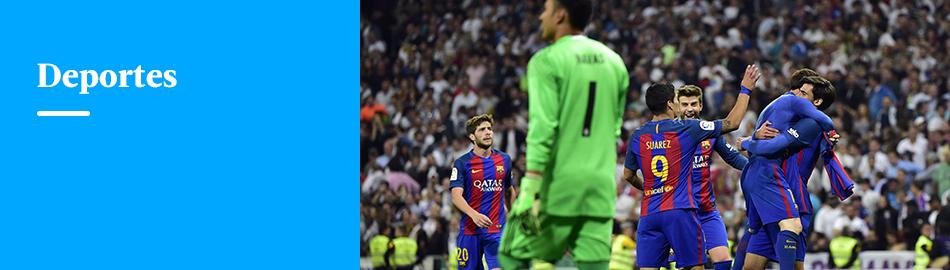 ¡La Liga está abierta! Messi le dio el triunfo al Barcelona en el Bernabéu