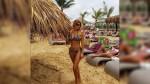 El gran show: Viviana Rivasplata remeció las redes con sensuales fotos - Noticias de milett figueroa