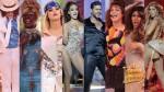 El gran show: vea la sorprendente caracterización de los competidores - Noticias de lady diana