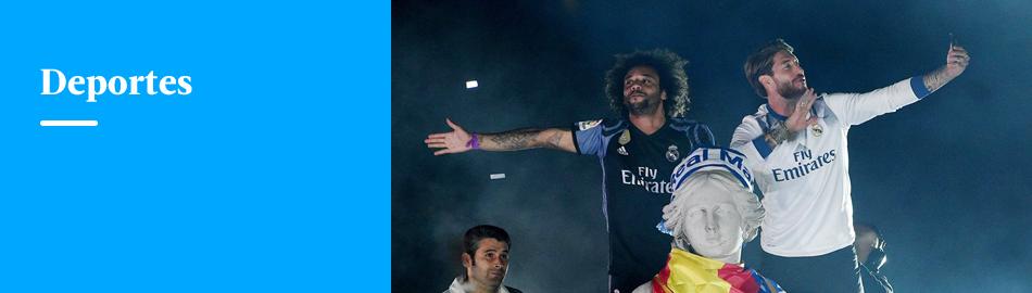 Real Madrid: jugadores se acordaron de Piqué en festejo en Cibeles