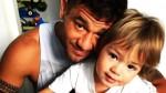 Yaco Eskenazi dedicó tierno mensaje a su hijo por el Día del padre - Noticias de liam eskenazi