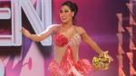 El gran show: Karen Dejo viaja a México para bailar en evento internacional - Noticias de lady diana