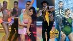 El gran show: la cuarta gala se vivió así en la pista de baile - Noticias de nuflo lozano