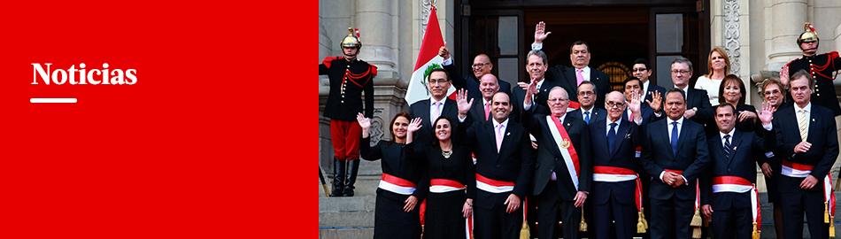 PPK: los ministros que dejaron el Gabinete en el primer año
