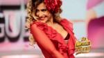 El gran show: Milett es sorprendida al ser comparada con la Mujer maravilla - Noticias de flamenco