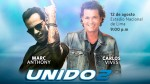 Marc Anthony y Carlos Vives: América tvgo sortea entradas dobles VIP para su concierto - Noticias de marc anthony