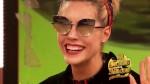 El gran show: Brenda impactó en la pista al convertirse en vampiresa - Noticias de brenda carvalho