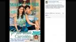 Mujercitas: Pierina Carcelén y su hijo posaron para portada de revista - Noticias de pierina carcelén