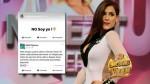 El gran show: Milett Figueroa hace grave denuncia en redes - Noticias de estafadores