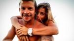 Mario Hart envió sorpresa de amor a Korina Rivadeneira por Instagram - Noticias de esto es guerra juegos