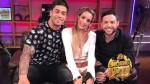Lucas, Thiago y Brenda tuvieron divertido encuentro con ex competidor - Noticias de brenda carvalho