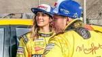Mario Hart: ¿Korina Rivadeneira acompañará al piloto en su última carrera? - Noticias de gustavo guerra