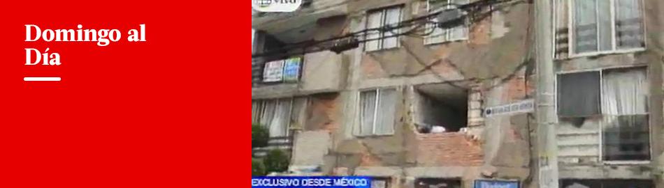 Crónica de un terremoto que ha dejado más de 300 muertos en México